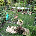 Été 14 - le jardin