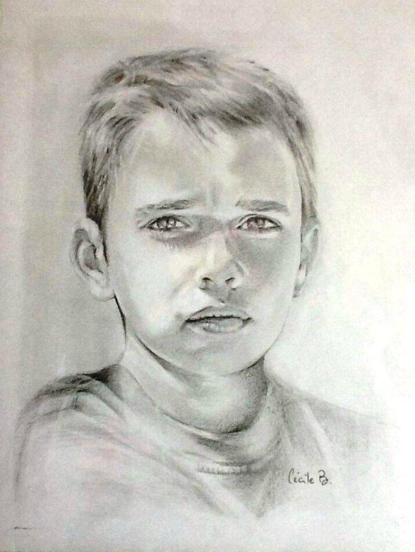 Portrait d'enfant (3)