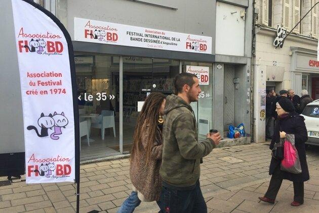 BD: Le Festival attaque les collectivités devant la justice