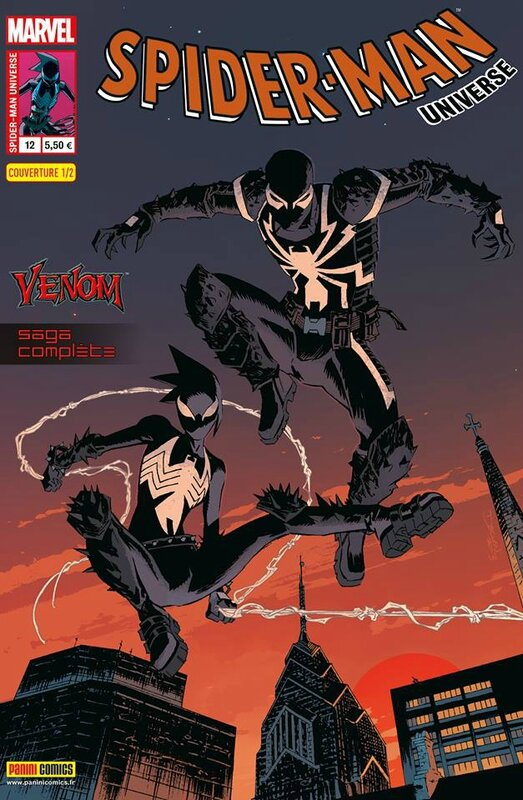 spiderman universe 12 cover 1