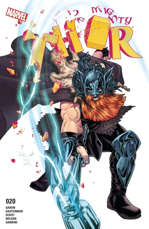 mighty thor 20