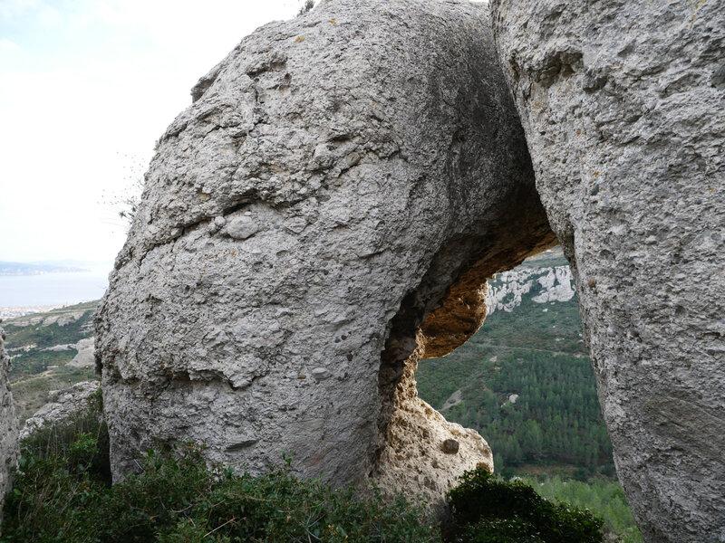 Arche du Baou Rous