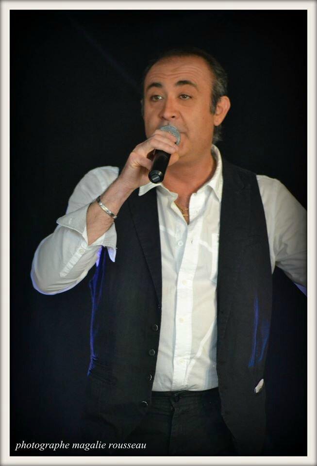 Patrice MEGE chante le répertoire de Michel DELPECH.