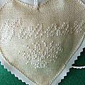 coeur lin blanc-bureau