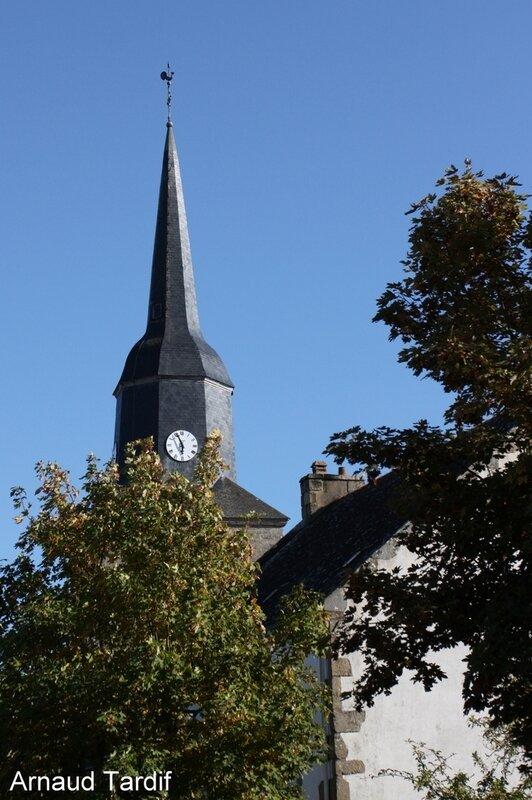 001515 Larmor-Baden - Le Golfe du Morbihan - L'église de Locmariaquer