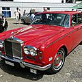 Rolls royce silver shadow 1965-1977