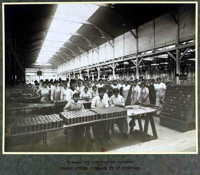 Citroen usine de guerre7