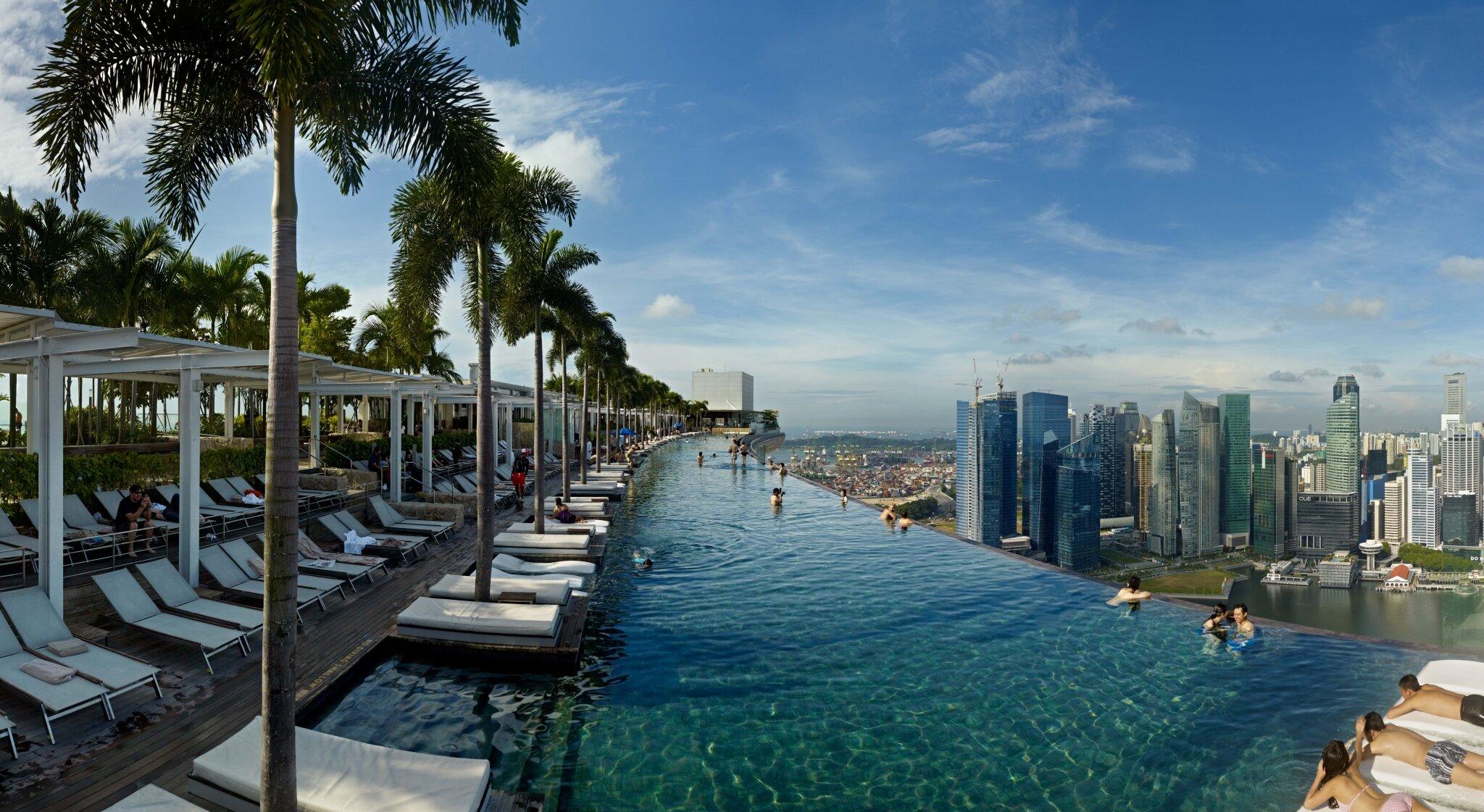 Hôtel Villa Honegg Suisse les piscines les plus originales du monde - sur les piscines