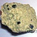 Vesuvianite 641