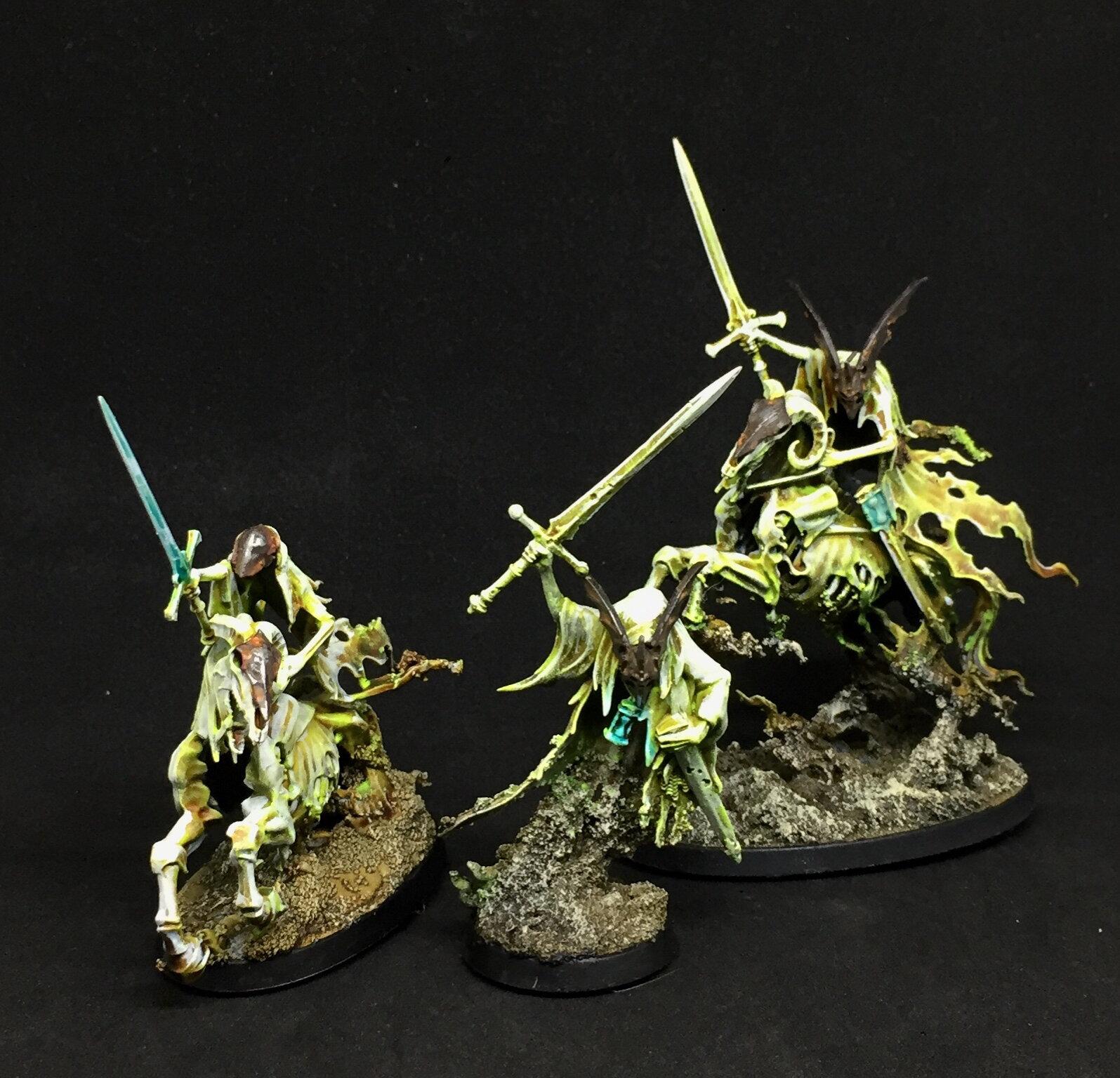 [VENTE] AOS : armée Nighthaunt full peinte + convertion 127311145_o