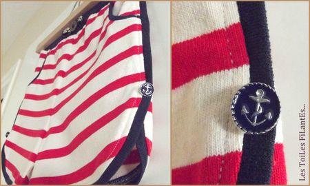 07-short rayé rouge et tee-shirt Gorjuss8
