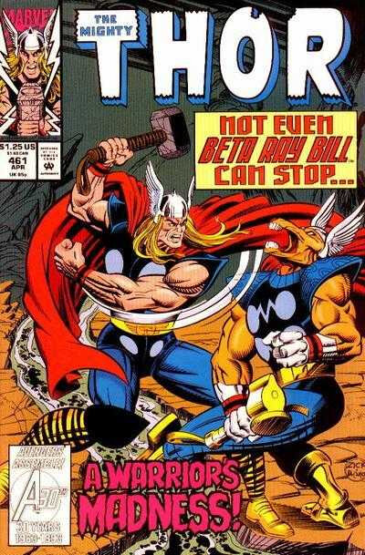 mighty thor 1966 461