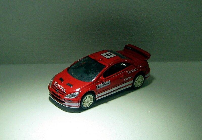 Peugeot 307 WRC (Norev)