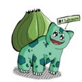 Dessin - pokemon #1 bulbizarre