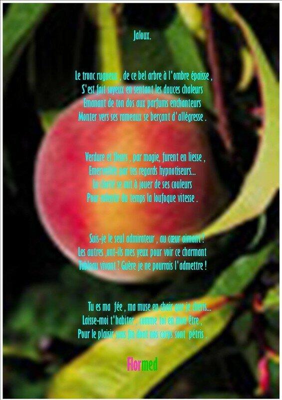 Jaloux Les Fruits De Lamour