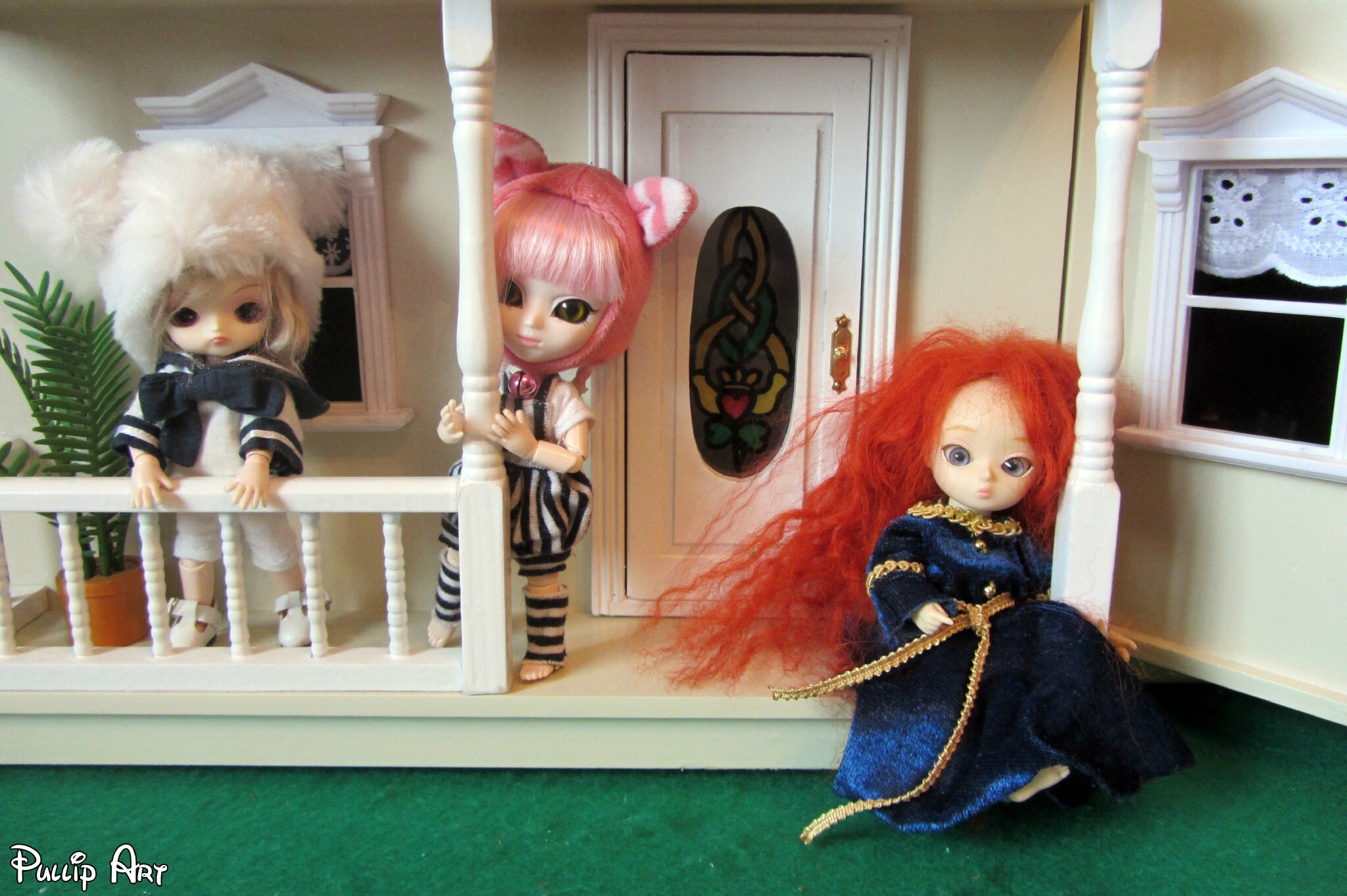Little Pullip, Little Dal & Aï BJD