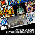 Expo avril : arts de la dalle de verre a grabels, fevrier 2019