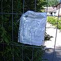 Villé : promenade estivale interdite vers le klosterwald