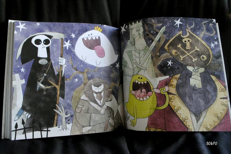 bestiaire fantastique monstres popculture mamanboucledor