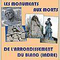 Les monuments de l'arrondissement du blanc