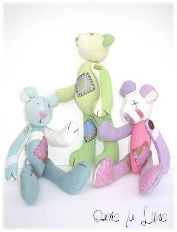 - La maison des trois ours
