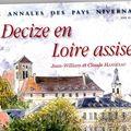 Decize en Loire assise par J-W et C Hanoteau