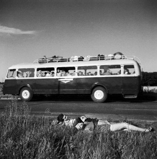 La Nationale 7 - 1954