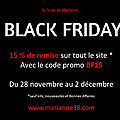 Black friday et cyber monday