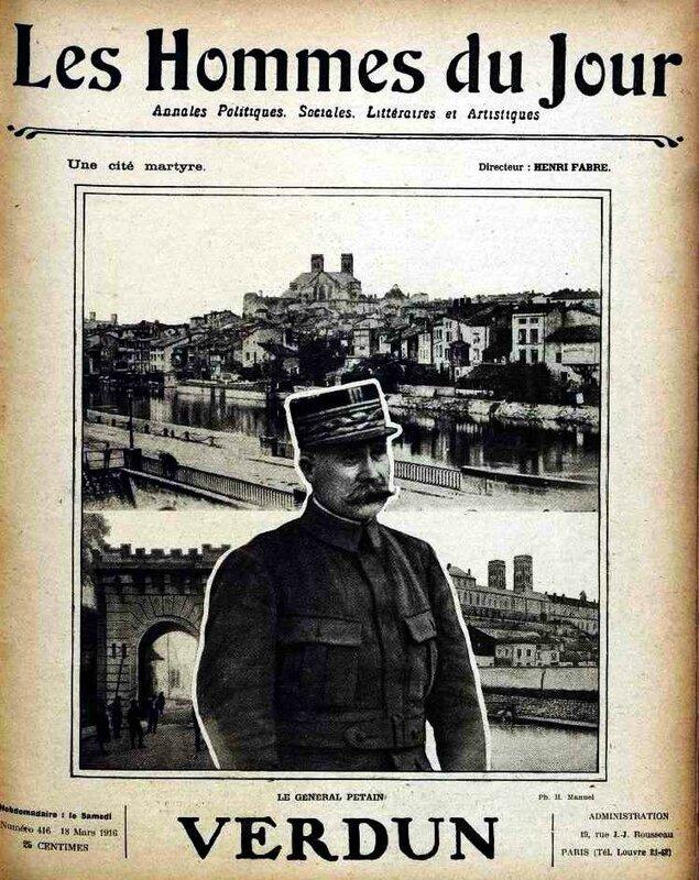 Homme du jour Pétain1