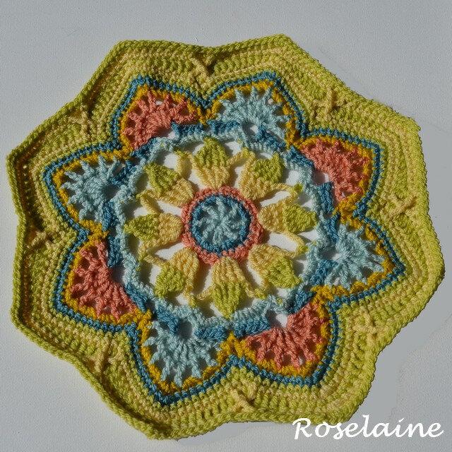 Roselaine Persian Tiles 12