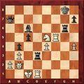 Exercice 168 : les blancs jouent et gagnent