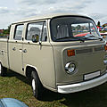 Volkswagen combi type 2 doka pick up 1978