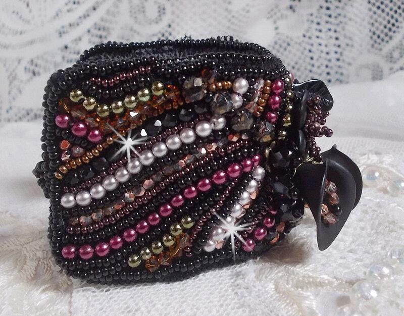 Bracelet Midnight Daisy 1-1
