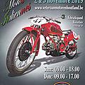Bourse moto les 2 &3 novembre 2019 à roeselare