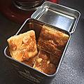 Croustillants amandes au caramel beurre salé