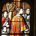 Nevers, cathédrale, vierge et reflets (58) C