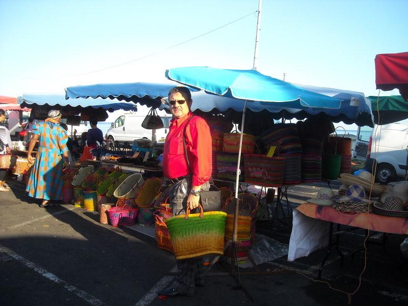marché de St Paul