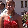 parure bijoux de la mariée collier boucle d'oreille mariage (2)