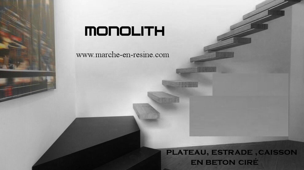 Black-White-House-Wenzenbach-Germany-Floating-Stairs