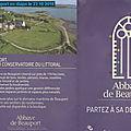 Abbaye de beauport en diapo le 23 10 2018