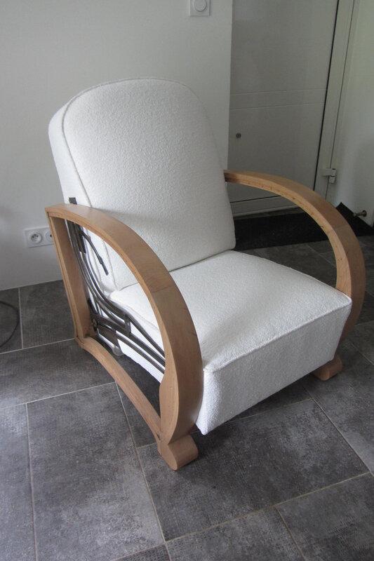 fauteuil mécanique