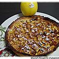Tarteaux pommes du limousin sucre-cannelle et pâte sablee maison