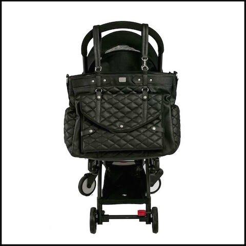 sac langer lady chic magic stroller bag range ta chambre le blog de moon. Black Bedroom Furniture Sets. Home Design Ideas