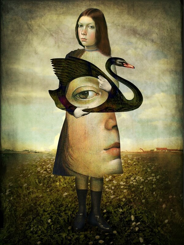 Catrin Welz-Stein - German Surrealist Graphic Designer - Tutt'Art@ (81)