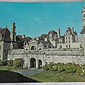 St Vougay - Chateau de Kerjean