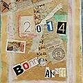 A - ART POSTAL RECUS 2014