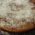 Gâteau au chocolat belle-vue (christophe felder).