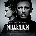 Millenium : the girl with the dragon tattoo... pourquoi ? (2012)