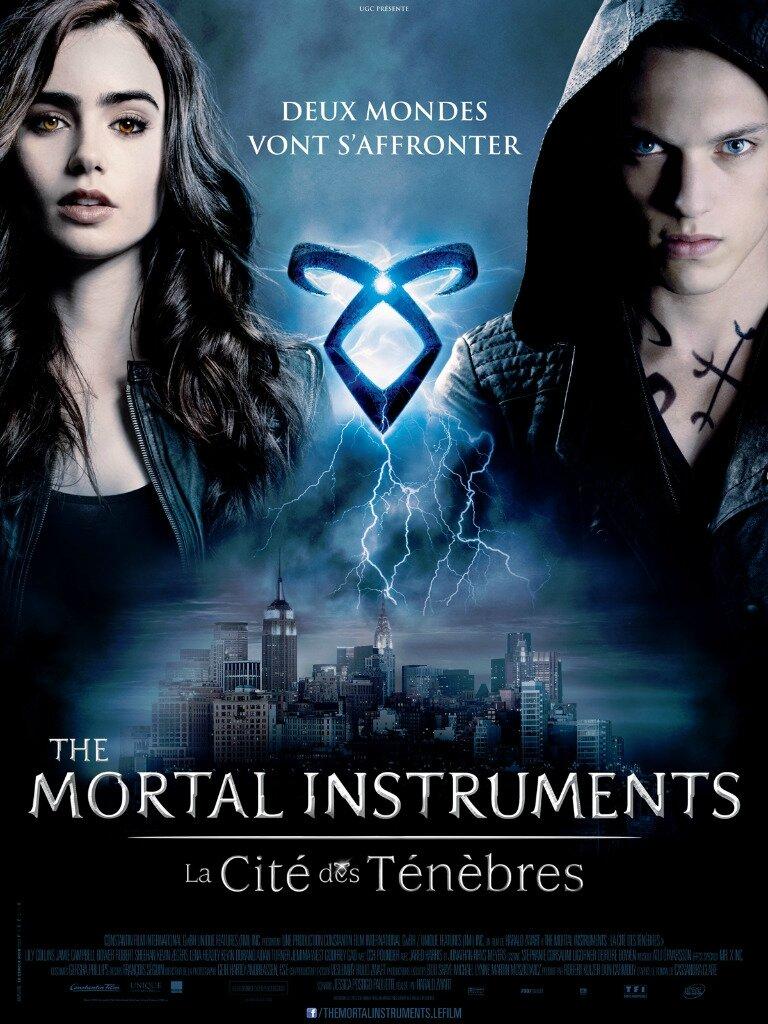 The Mortal Instruments La Cité des Ténèbres