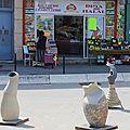 Sculptures de Jarres ©Pat TAUZIN